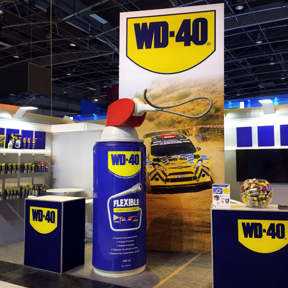 WD40 par EXPO STAND & CIE
